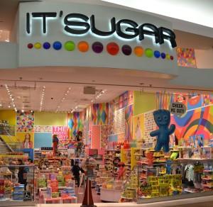 its sugar store